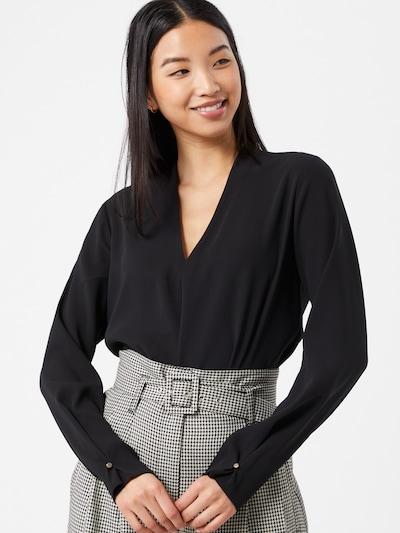 SELECTED FEMME Shirt 'LUNA' in schwarz, Modelansicht