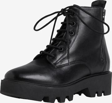 juoda TAMARIS Suvarstomieji kulkšnis dengiantys batai