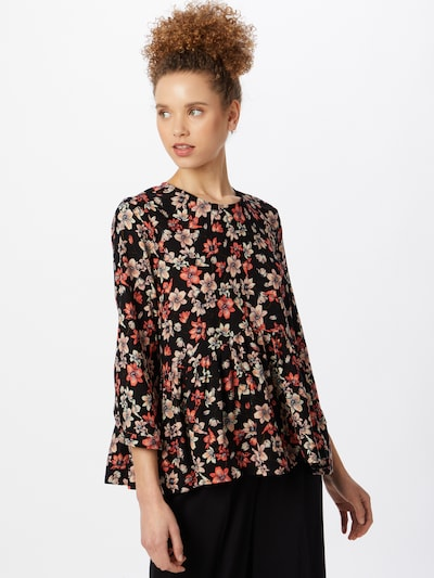 VERO MODA Blouse 'Cecilia' in Mixed colours / Black, View model