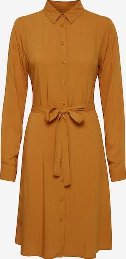 ICHI Blusenkleid 'IHMAIN' in dunkelorange, Produktansicht