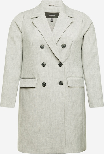 Vero Moda Curve Blazer 'CARMA' en gris clair, Vue avec produit