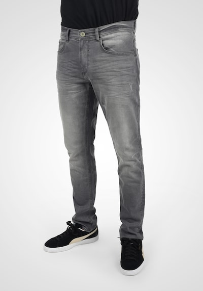 BLEND 5-Pocket-Jeans 'Lukker' in grau / grey denim, Modelansicht