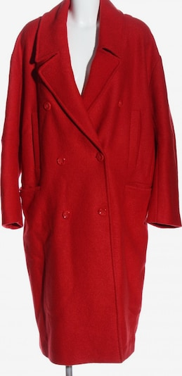 H&M Wollmantel in XL in rot, Produktansicht