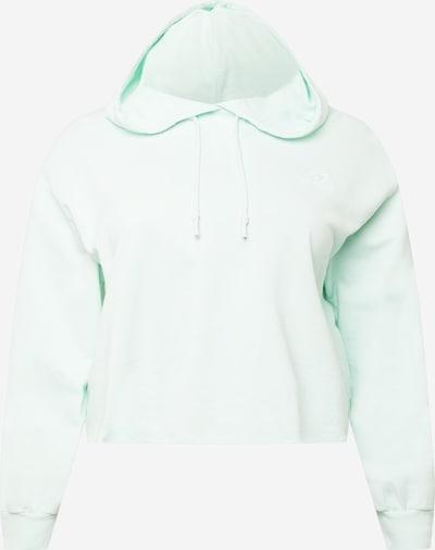 Bluză de molton River Island Plus pe verde pastel, Vizualizare produs