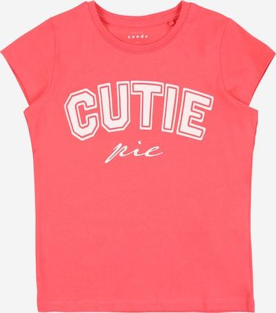 NAME IT Koszulka 'VEEN' w kolorze różowy / białym, Podgląd produktu