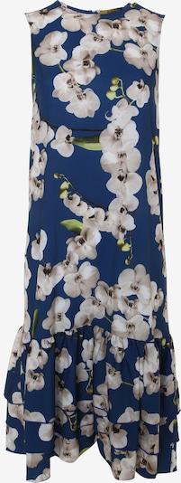 Madam-T Sommerkleid 'GAISA' in braun, Produktansicht