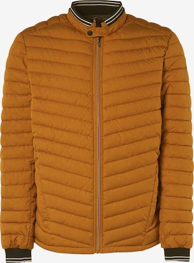 No Excess Jacke in orange / schwarz / weiß, Produktansicht