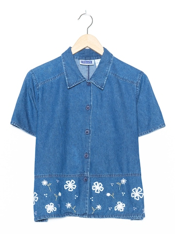 Erika & Co Blouse & Tunic in L-XL in Blue