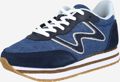 WODEN Sneakers low 'Olivia' in Blue, Item view