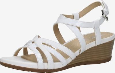 GEOX Sandalen met riem in de kleur Wit, Productweergave