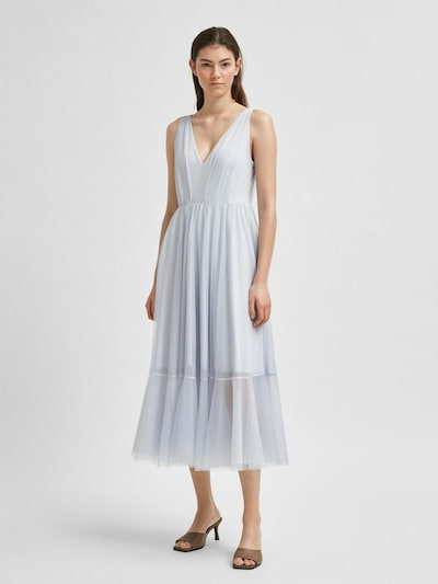 SELECTED FEMME Kleid in hellblau, Modelansicht