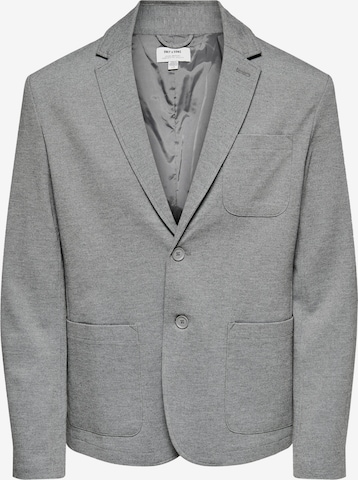 Only & Sons Suit Jacket 'Mark' in Grey