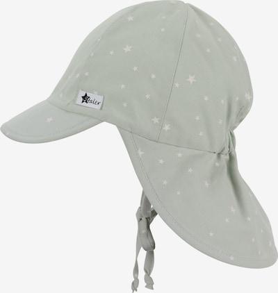 STERNTALER Hut in mint / weiß, Produktansicht