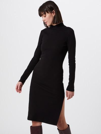 Funky Buddha Šaty - černá, Model/ka