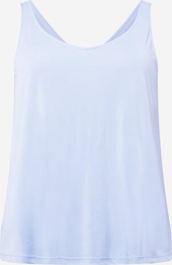 Top 'TONNI' Cotton On Curve pe albastru deschis, Vizualizare produs