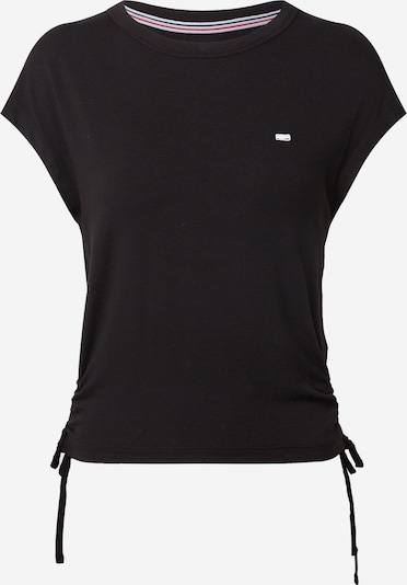 Tommy Jeans Majica | črna barva, Prikaz izdelka