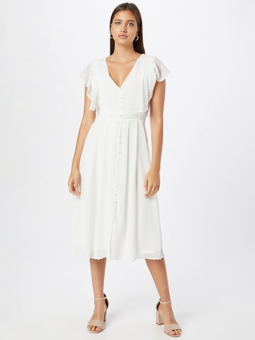 TFNC Μπλουζοφόρεμα 'THEA' σε λευκό