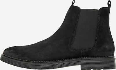 Bianco Chelsea Boots 'Darnell' en noir, Vue avec produit