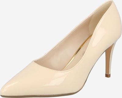 BUFFALO Zapatos con plataforma en beige, Vista del producto