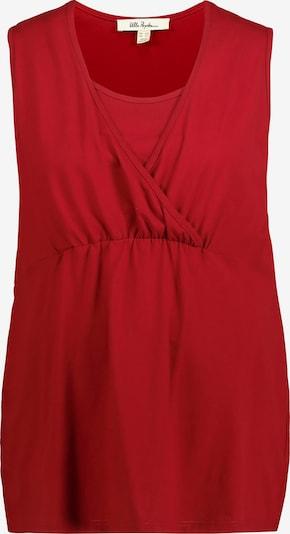 Ulla Popken Shirt '800374' in de kleur Rood, Productweergave