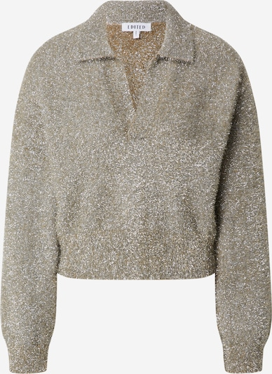EDITED Sweater 'Ieva' in Silver, Item view
