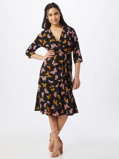 Mela London Jurk in de kleur Gemengde kleuren / Zwart, Modelweergave