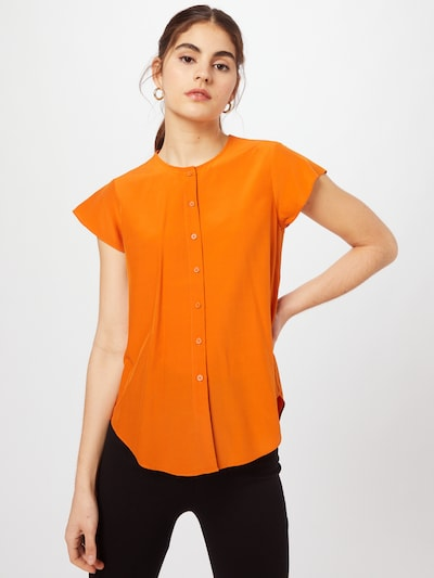 FRENCH CONNECTION Bluse 'ERY' in dunkelorange, Modelansicht