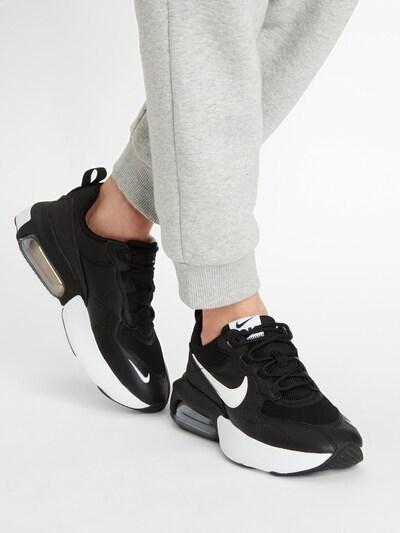 Nike Sportswear Zapatillas deportivas bajas 'Air Max Verona' en negro / blanco: Vista frontal