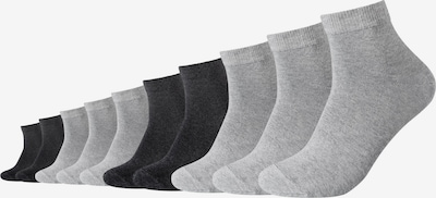 camano Socks in Grey / Black, Item view