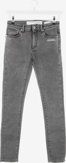 Off-White Jeans in 27 in grau, Produktansicht