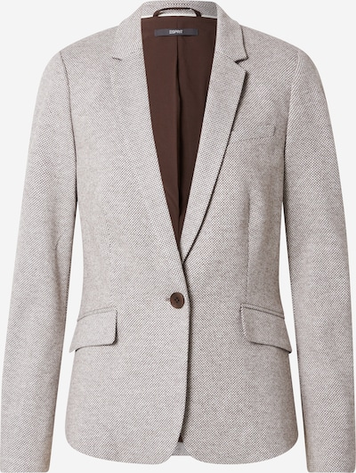 Esprit Collection Blazer in hellgrau / dunkelgrau, Produktansicht