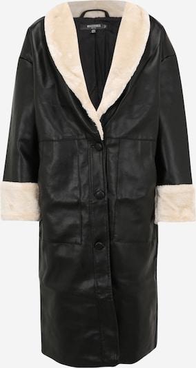 Missguided Petite Between-Seasons Coat in Black, Item view