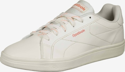 Reebok Sport Athletic Shoes 'Royal Complete Clean 3.0' in Coral / White, Item view