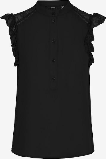 VERO MODA Bluse 'MAPLE' in schwarz, Produktansicht