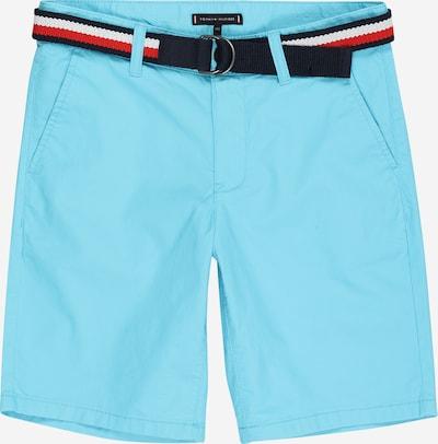 TOMMY HILFIGER Shorts in türkis, Produktansicht