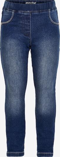 MINYMO Jeans in blue denim, Produktansicht