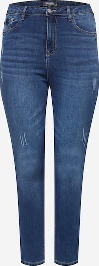 Missguided Plus Jean en bleu foncé, Vue avec produit