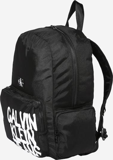 fekete Calvin Klein Jeans Hátizsák 'BACK TO SCHOOL', Termék nézet