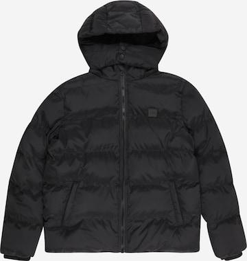 Urban Classics Kids Between-season jacket in Black
