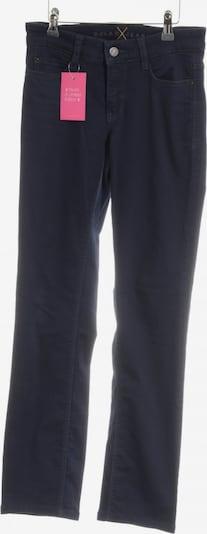 MAC Skinny Jeans in 24-25 in dunkelblau: Frontalansicht