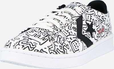 Sneaker low 'PRO LEATHER OX' CONVERSE pe roșu / negru / alb, Vizualizare produs
