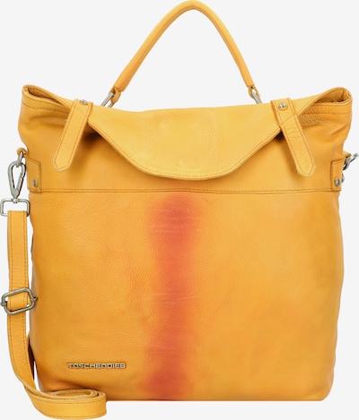 Taschendieb Wien Handtasche 'Albertinaplatz 7' in gelb, Produktansicht