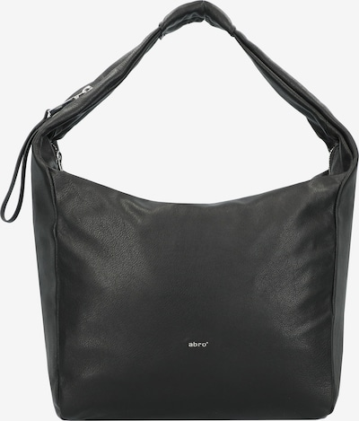 ABRO Schultertasche 'Claudia' in schwarz, Produktansicht