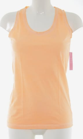 S.Marlon Top & Shirt in S in Orange