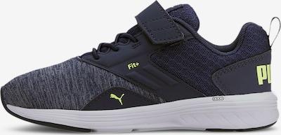 PUMA Sneaker in blau / gelb, Produktansicht