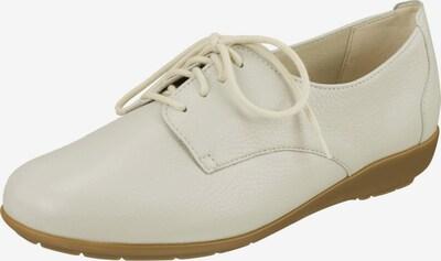 Natural Feet Schnürschuhe in beige, Produktansicht