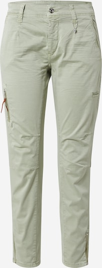 Kelnės 'RICH' iš MAC , spalva - pastelinė žalia, Prekių apžvalga