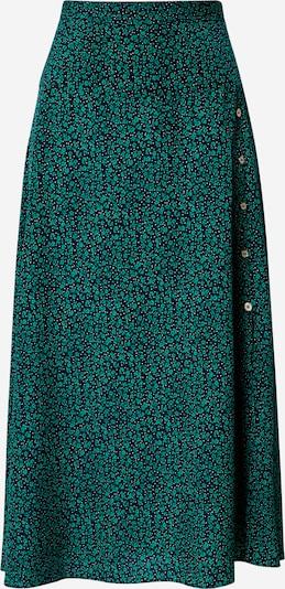 Louche Suknja 'Barney Lucky' u žad / crna / bijela, Pregled proizvoda
