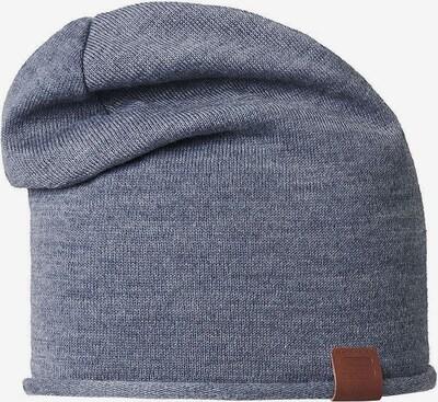 STÖHR Mütze in grau, Produktansicht