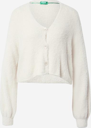 Giacchetta UNITED COLORS OF BENETTON di colore crema, Visualizzazione prodotti